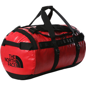 The North Face Base Camp Duffel Bag M, rojo/negro